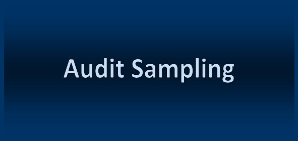 training Audit Sampling: Techniques And Approach