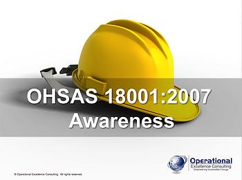 pelatihan Awereness ISO 18001