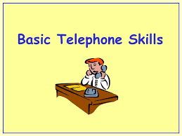 training Basic Telephone Skills