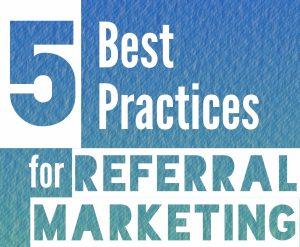 training Best Practice of Referrals