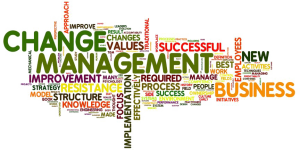 training Change Management in Competitive Business