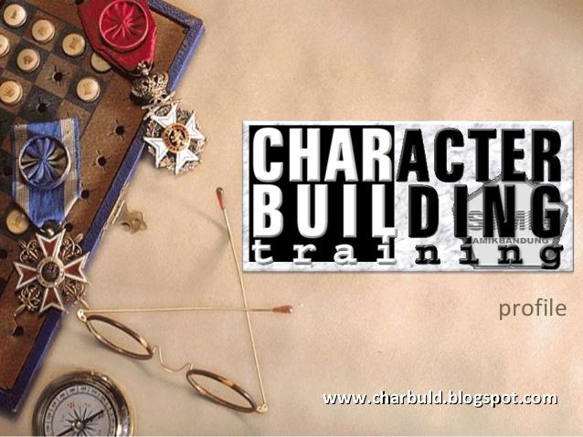 pelatihan Character Building