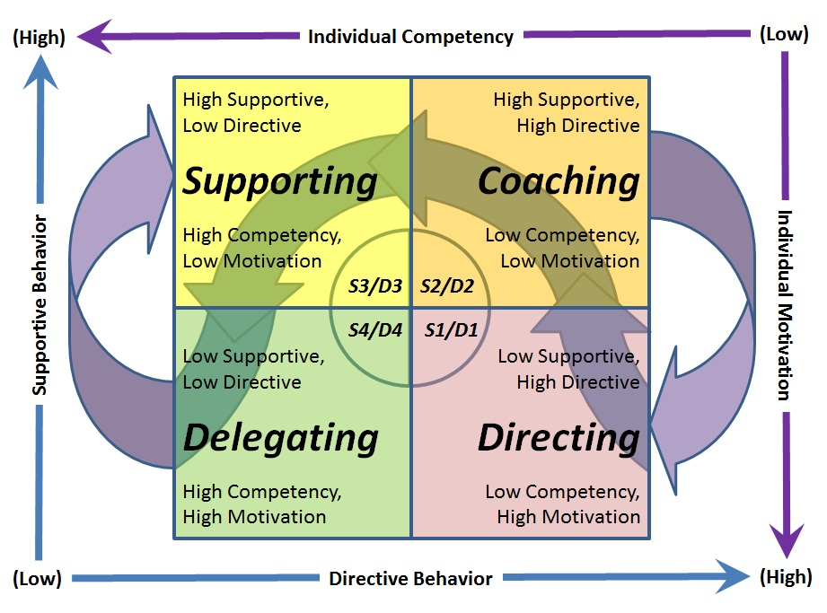 seminar Coaching Supportive & Directive Approaches