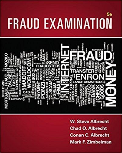 seminar Communicating The Result of Fraud Examination
