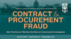 seminar Contract and Procurement Fraud
