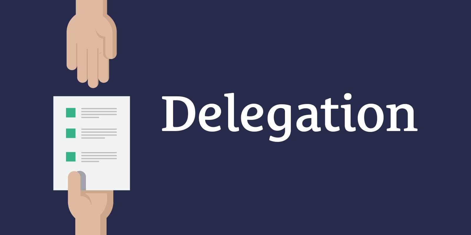 pelatihan Delegation