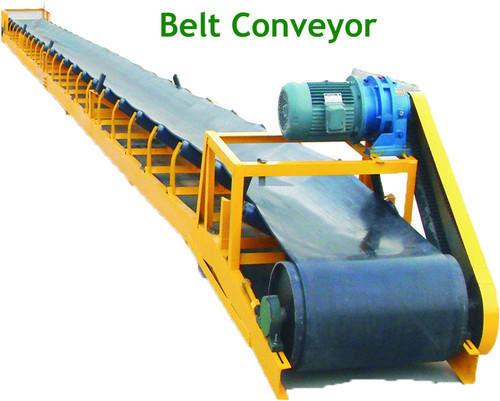 training Design & Re-Design Belt Conveyor