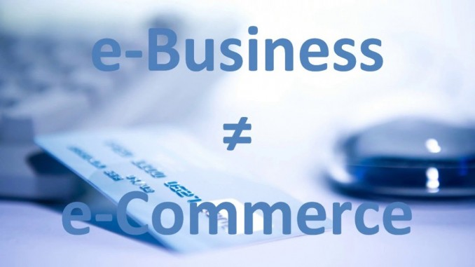 training E-bussiness & E-commerce