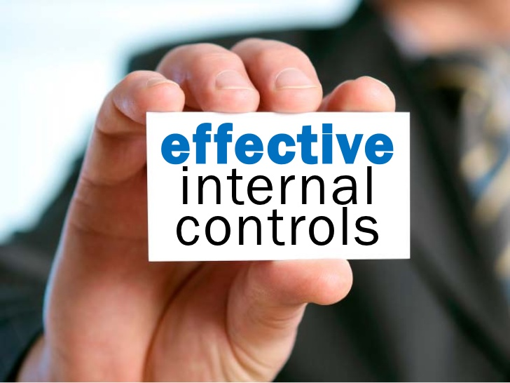 training Effective Internal Control: Concept & Implementation