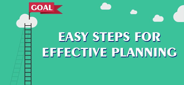 seminar Effective Planning
