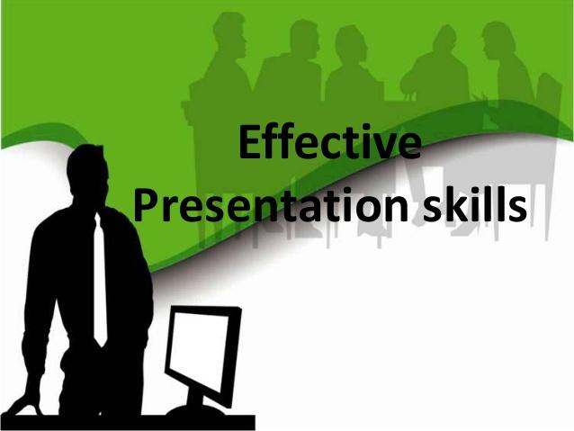 seminar Effective Presentation Skill
