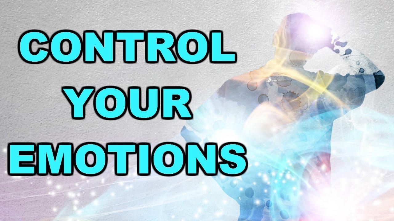 training Emotional Control