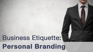 seminar Etiquette and Personal Image for Professionals