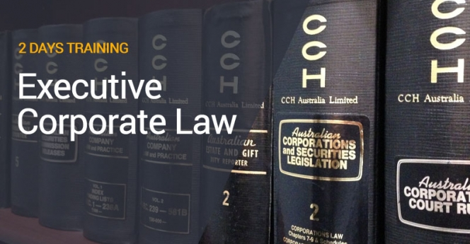 seminar Executive Corporate Law