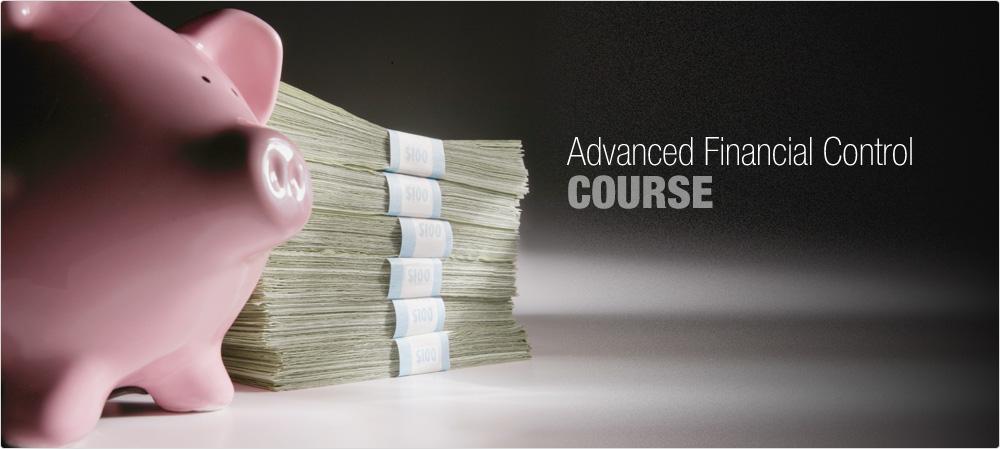 training Financial Control Management (FCM)