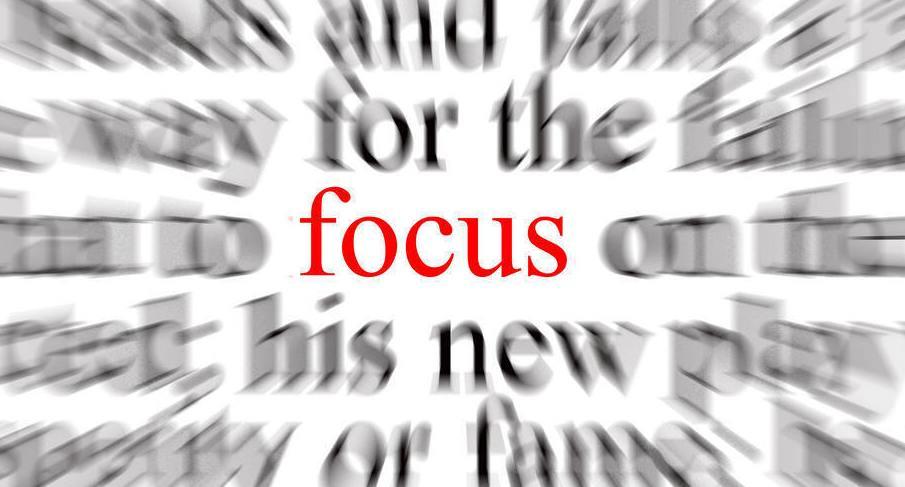 seminar Focus and Discipline