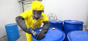 training Hazardous Material Handling