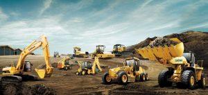 pelatihan Heavy Equipment for Material Handling