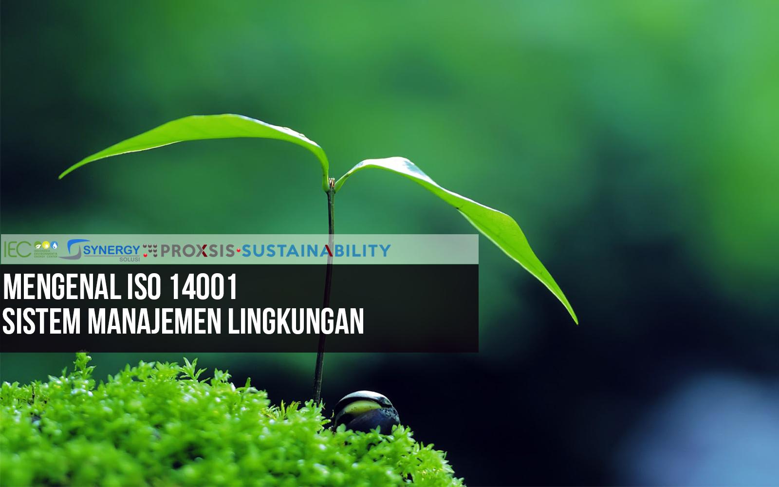 training ISO 14001: 2004: Standar Internasional Sistem Manajemen Lingkungan
