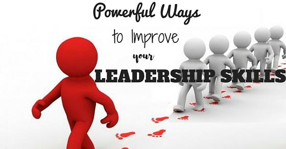 training Leadership Skill