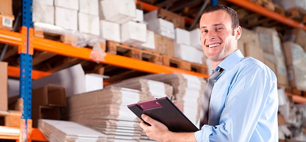 seminar Logistics & Inventory Control