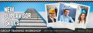 training Management Skills for New Supervisors