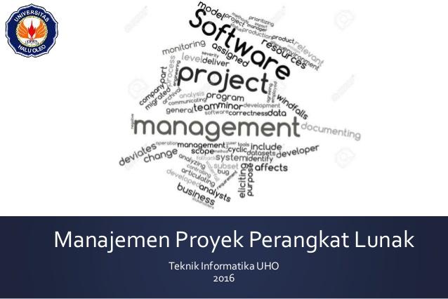 seminar Manajemen Proyek Perangkat Lunak