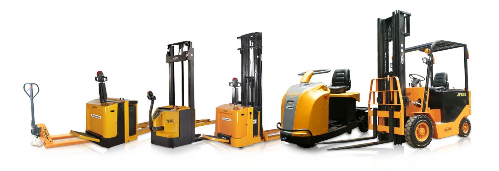 pelatihan Material handling Equipment