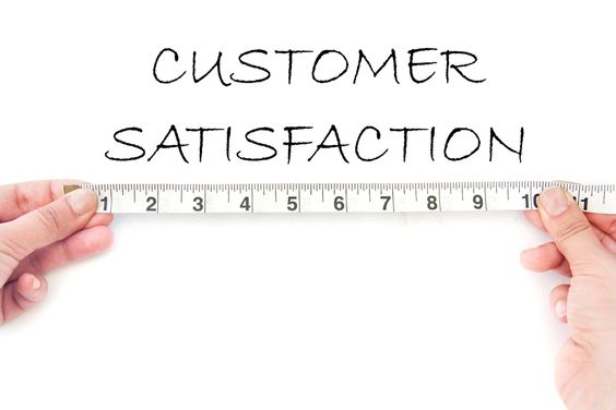 pelatihan Measuring Customer Satisfaction & Evaluation