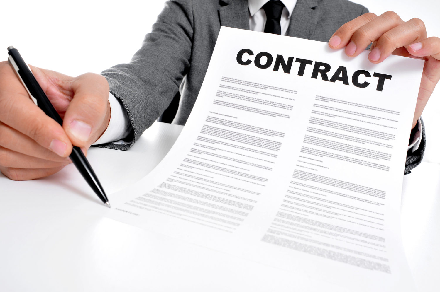 pelatihan Negotiating, Drafting and Understanding Contracts