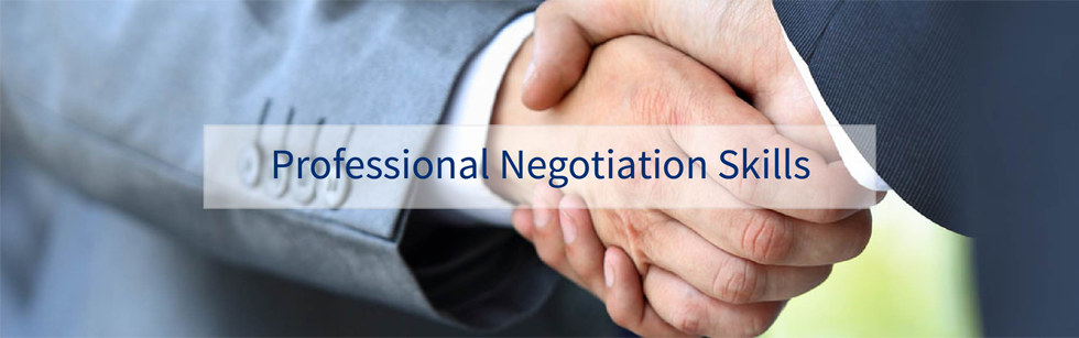 pelatihan Negotiation Skills: Achieving Successful Outcomes