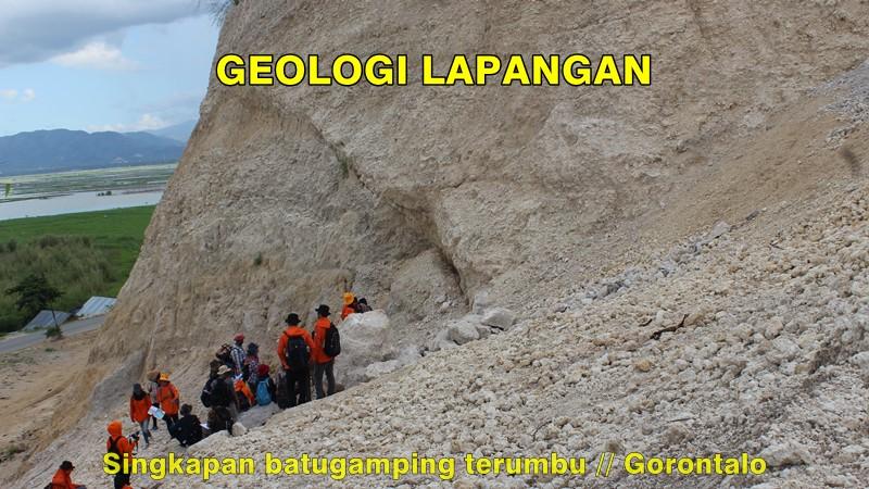 training Pemetaan Geologi
