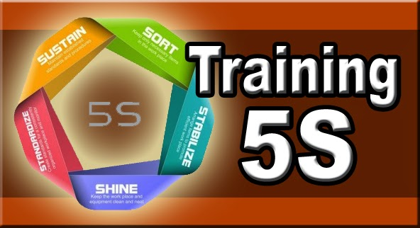 training Performance Improvement by 5S