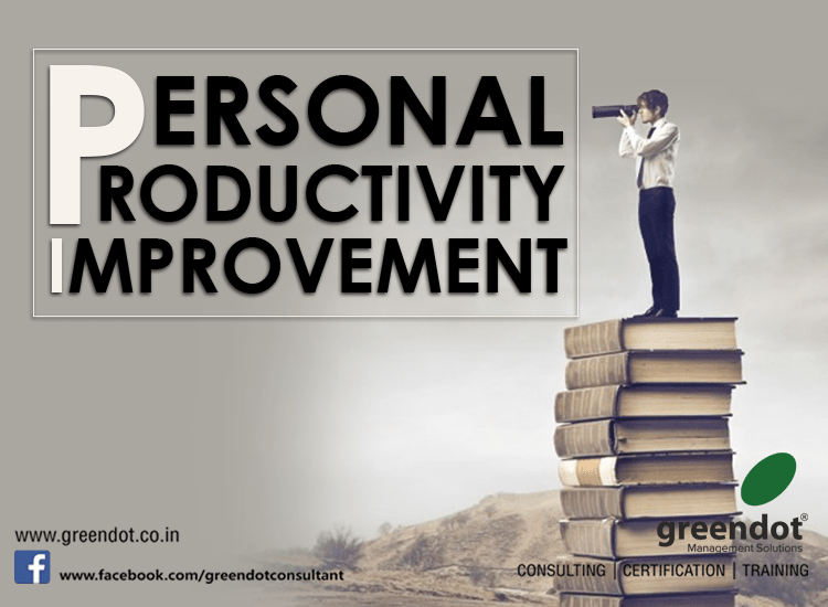 training Personal Productivity Improvement