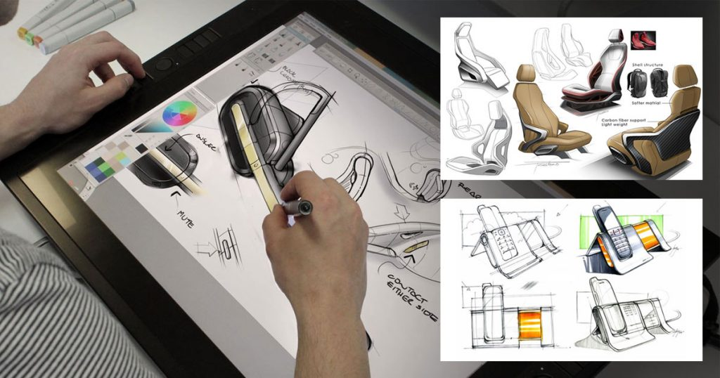 training Product Design By Catia