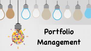 training Project Portfolio Management