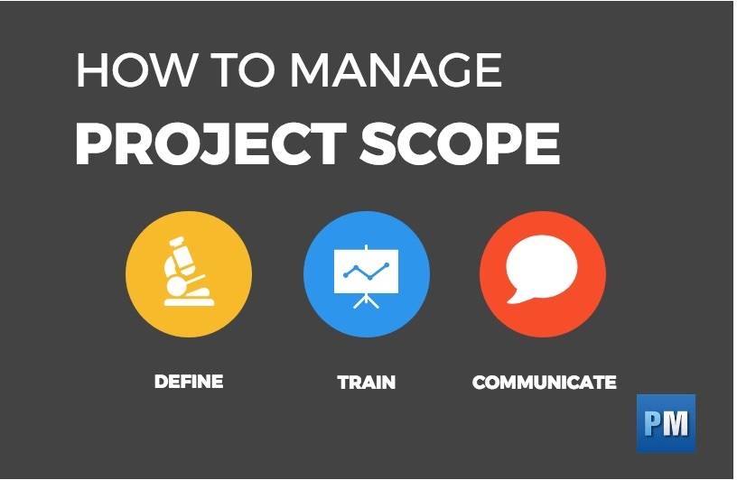 training Project Scope & Requirement Management