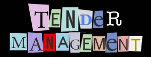 trainnig Project Tender Management