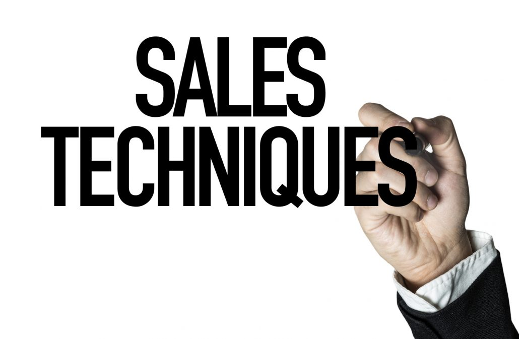 training Smart Selling Techniques