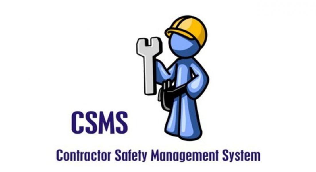 Pelatihan Contractor Safety Management System (CSMS)