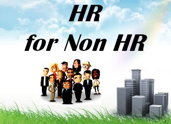 Pelatihan HR for Non HR