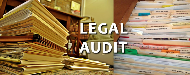 Pelatihan Legal Audit for Bank