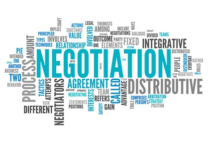Pelatihan Negotiation Skill Strategy