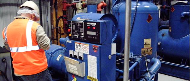 Pelatihan BASIC GAS COMPRESSOR: OPERATION & MAINTENANCE