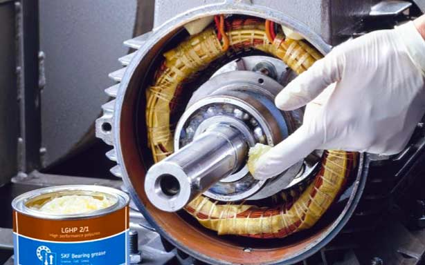 Pelatihan BEARING FRICTION AND SEALS MAINTENANCE