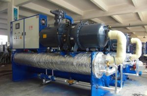 Pelatihan CHILLERS: OPERATION & MAINTENANCE OF CHILLED WATER SYSTEMS