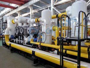 Pelatihan Gas Compressor: Operation Maintenance & Troubleshooting
