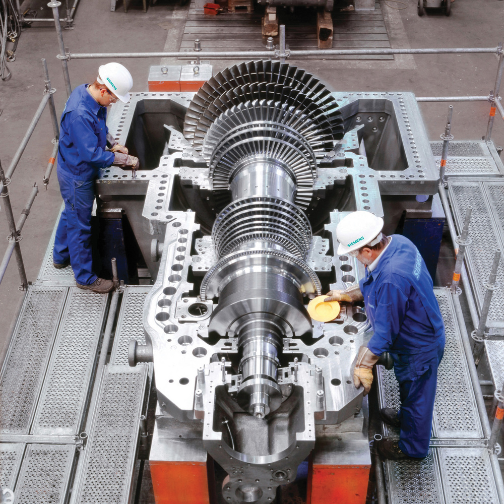 PElaihan Generator and Steam Turbine : Maintenance & Troubleshooting